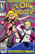 Cloak and Dagger (1988 Marvel 3rd Series) 5