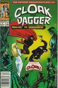 Cloak and Dagger (1988 Marvel 3rd Series) 8