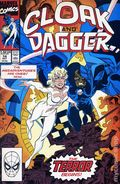 Cloak and Dagger (1988 Marvel 3rd Series) 14