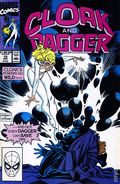 Cloak and Dagger (1988 Marvel 3rd Series) 15