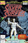 Silver Surfer (1987 2nd Series) Annual 2