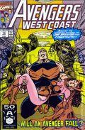 Avengers West Coast (1985) 73