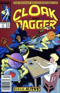 Cloak and Dagger (1988 Marvel 3rd Series) 2