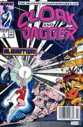 Cloak and Dagger (1988 Marvel 3rd Series) 3