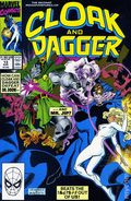 Cloak and Dagger (1988 Marvel 3rd Series) 13