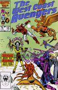 Avengers West Coast (1985) 10