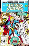 Silver Surfer (1987 2nd Series) Annual 1