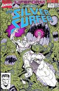 Silver Surfer (1987 2nd Series) Annual 3