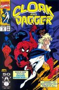 Cloak and Dagger (1988 Marvel 3rd Series) 16