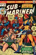 Sub-Mariner (1968 1st Series) 64