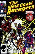 Avengers West Coast (1985) 1