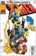 Uncanny X-Men (1963 1st Series) 339