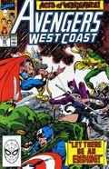 Avengers West Coast (1985) 55