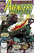Avengers West Coast (1985) 54