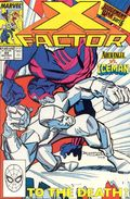 X-Factor (1986 1st Series) 49