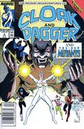Cloak and Dagger (1988 Marvel 3rd Series) 4