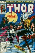 Thor (1962-1996 1st Series Journey Into Mystery) 333