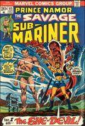Sub-Mariner (1968 1st Series) 65