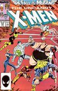 Uncanny X-Men (1963 1st Series) 225