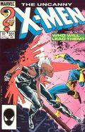 Uncanny X-Men (1963 1st Series) 201