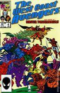Avengers West Coast (1985) 4