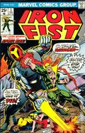 Iron Fist (1975 1st Series) 3