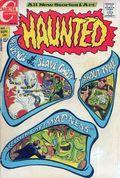 Haunted (1971 Charlton) 1