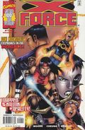 X-Force (1991 1st Series) 100A