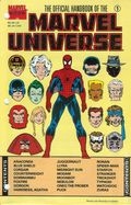 Official Handbook of the Marvel Universe Master Edition (1990-1993) 1