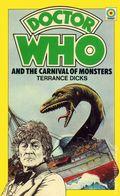 Doctor Who PB (1973-1994 Target Novel Series) 8-REP