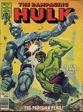 Rampaging Hulk (1977 Magazine) 2