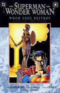 Superman Wonder Woman Whom Gods Destroy (1996) 1