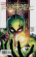 Captain Marvel (2002 5th Series Marvel) 16