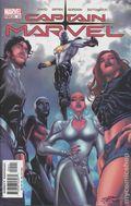 Captain Marvel (2002 5th Series Marvel) 25