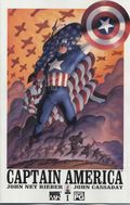 Captain America (2002 4th Series) 1