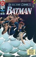 Detective Comics (1937 1st Series) 663
