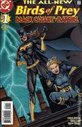 Birds of Prey Batgirl (1998) 1