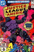 Justice League of America (1960 1st Series) 185