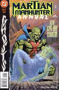 Martian Manhunter (1998 2nd Series) Annual 1