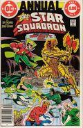 All Star Squadron (1982) Annual 2