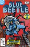 Blue Beetle (1986 DC 1st Series) 1