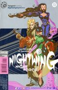 Tangent Comics Nightwing Nightforce (1998) 1