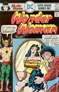 Wonder Woman (1942 1st Series DC) 221