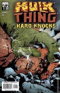Hulk and Thing Hard Knocks (2004) 1