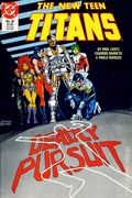 New Teen Titans (1984 2nd Series) New Titans 32