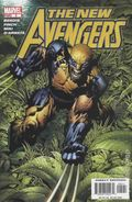 New Avengers (2005 1st Series) 5A