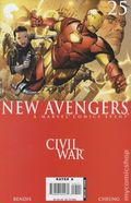 New Avengers (2005 1st Series) 25