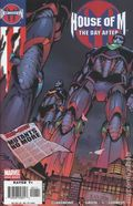 Decimation House of M The Day After (2005) 1