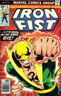 Iron Fist (1975 1st Series) 8