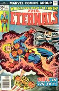 Eternals (1976 1st Series) 3